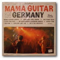 Mama Guitar / IN GERMANY 10""