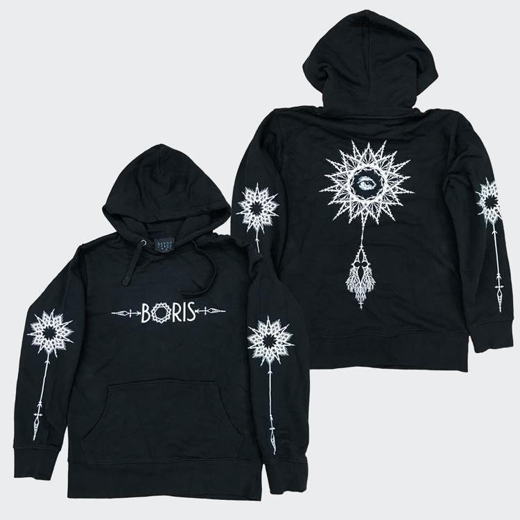 "Boris ""Original Faith"" Pull Over Hoodie"