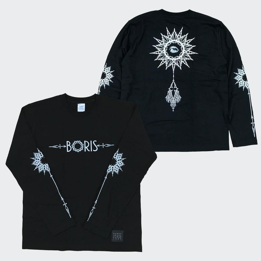 "Boris ""Original Faith"" Long Sleeve T-shirt XXL"
