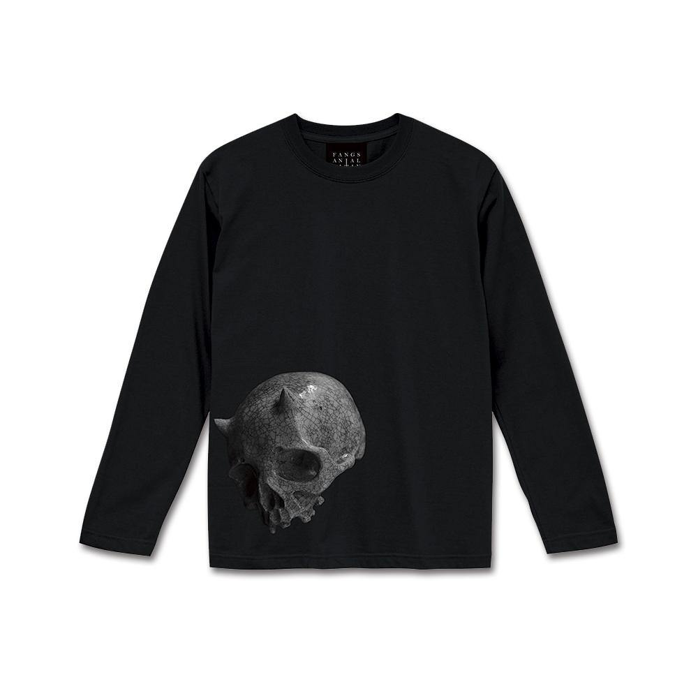 鬼 -O.N.I- Long Sleeve T-Shirt (M, XL)