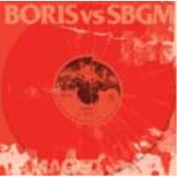"BORIS, STUPID BABIES GO MAD / Damaged 10""+DVD"