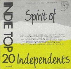 ????  V.A. / Indie Top 20 Volume V - Spirit Of Independents