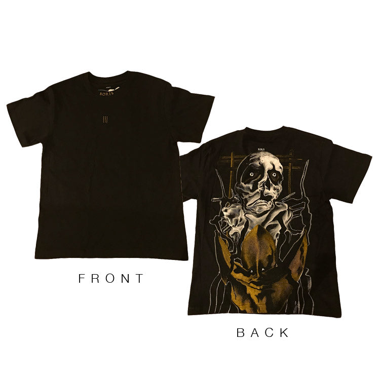 Boris x Yuichiro Tamaki Collaboration T-shirt III (last one!)