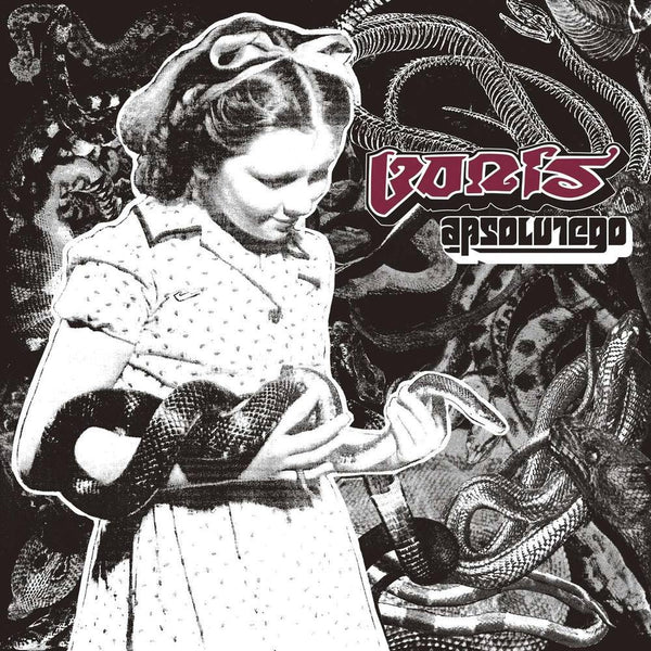 Boris / Absolutego CD - Inoxia Records
