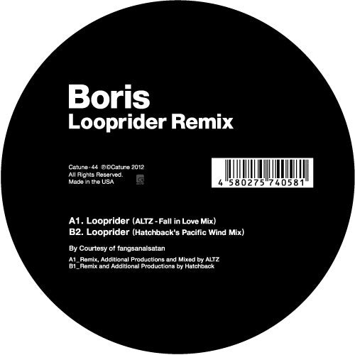 Boris / Looprider Remix