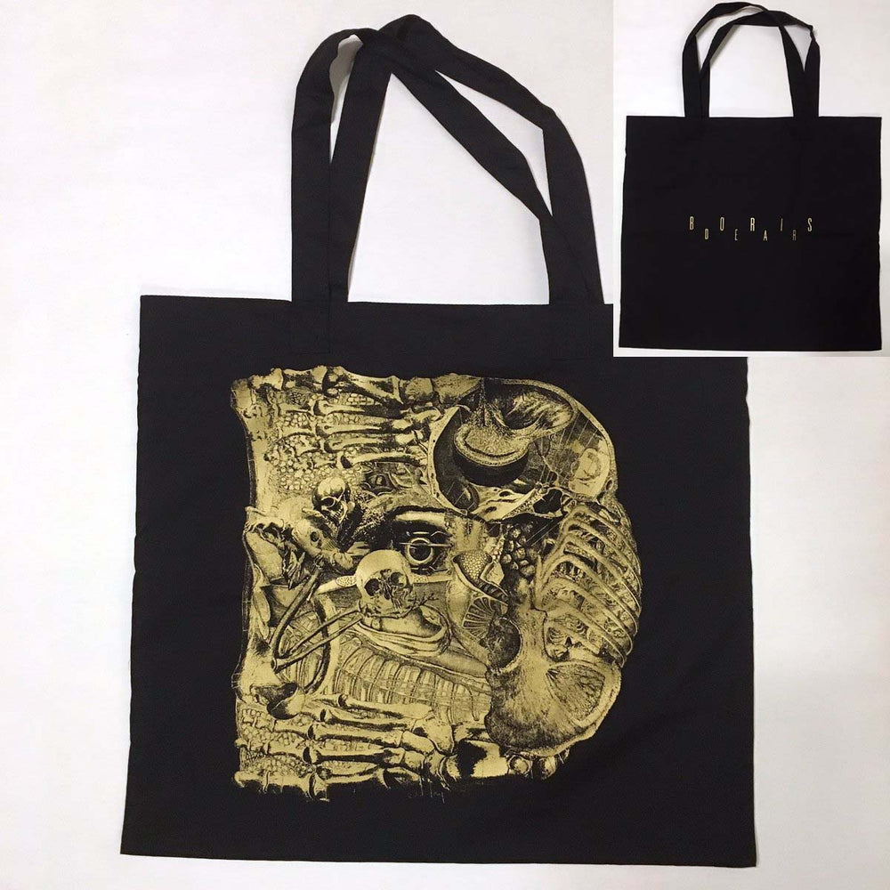 Boris / Dear Tote Bag (last one!)