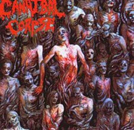 Cannibal Corpse / The Bleeding (予約 5/19)