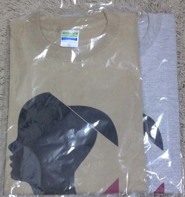 Extruders / Khaki T-shirt Large
