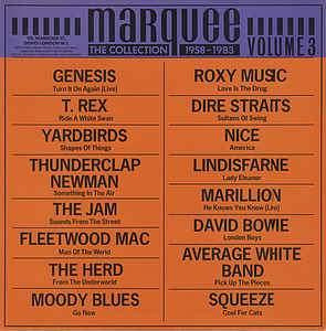 *Used* V.A. / The Marquee Collection Vol. 3 LP