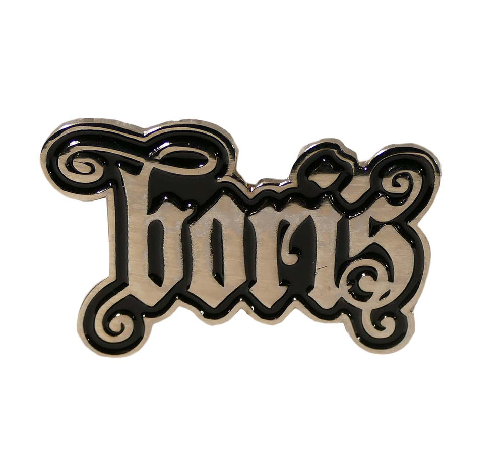 Boris / Solomon Enamel Pin