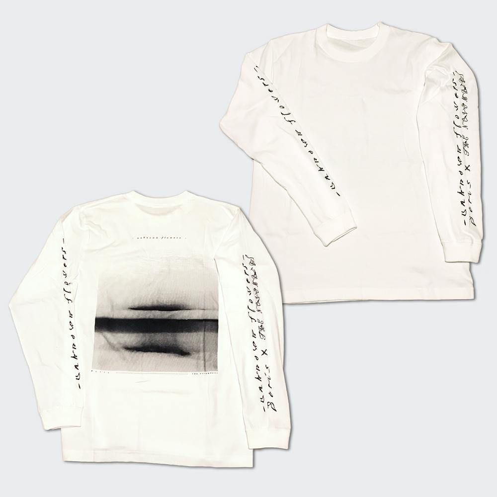 Boris + The Novembers / Unknown Flowers Long Sleeve T-shirt