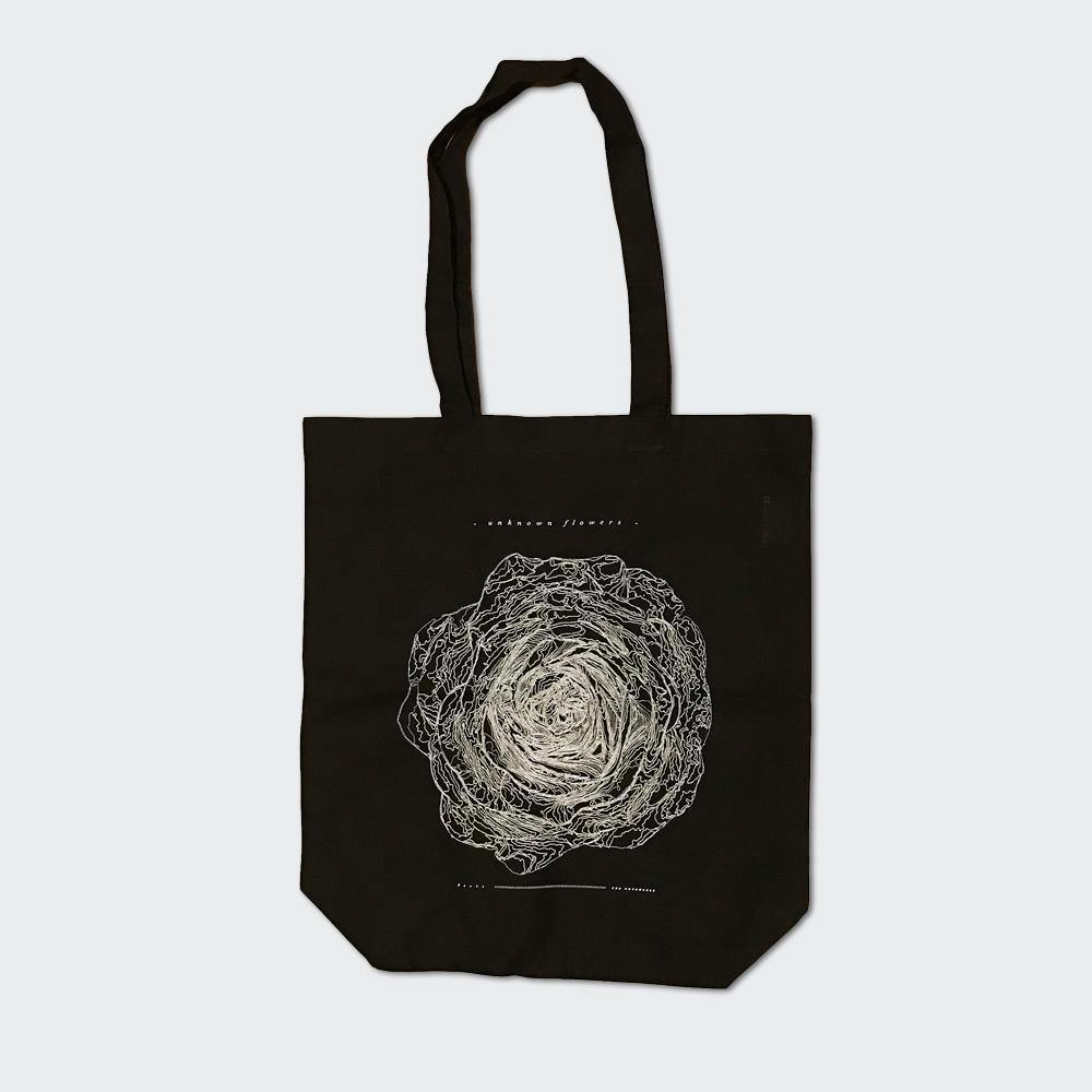 Boris + The Novembers / Unknown Flowers Tote Bag