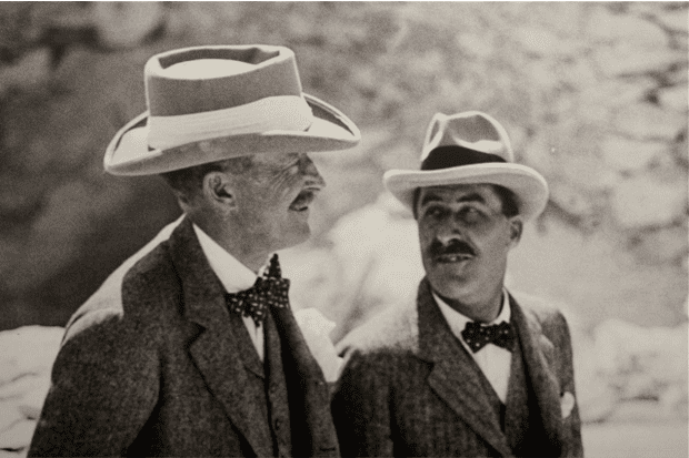 Lord Carnarvon picture
