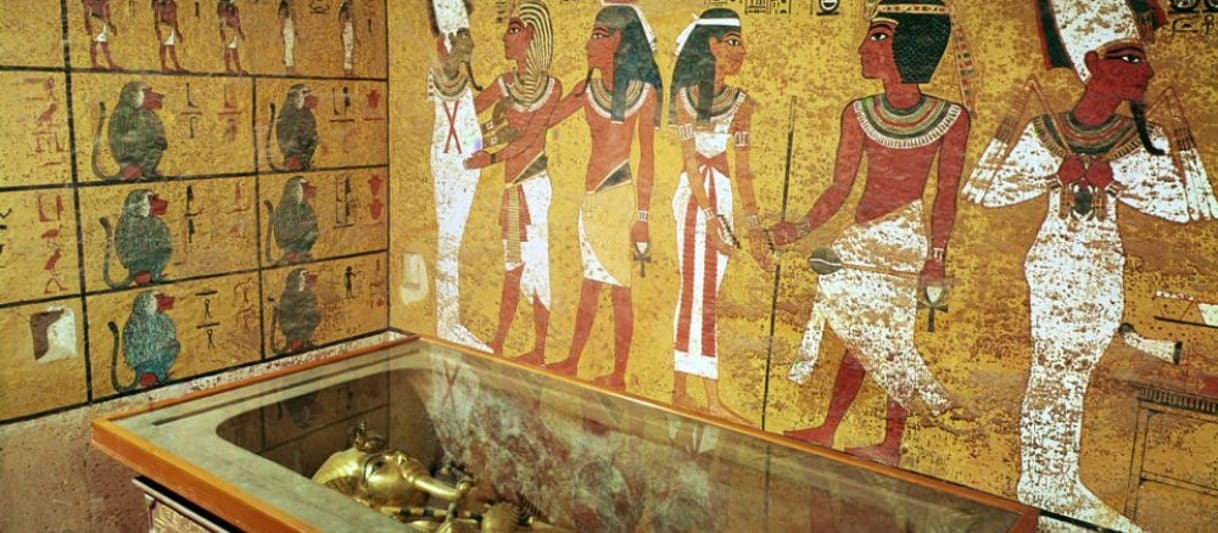 The Funerary Tomb of Tutankhamun