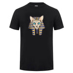 T-Shirt Égyptien <br>Chat-raon