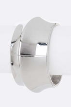 Load image into Gallery viewer, Statement Hinged Bracelet  **Available for Next Day Shipping**