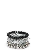 Load image into Gallery viewer, Multi Beaded Layered Bracelet Set **Available for Next Day Shipping**
