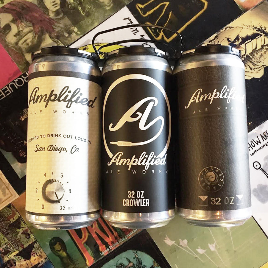 CROWLER - (3PACK)