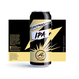 ELECTROCUTION IPA  (4PACK)
