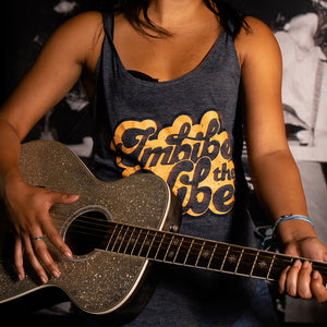 IMBIBE THE VIBE - WOMENS TANK