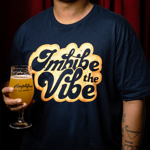 IMBIBE THE VIBE - SHORT SLEEVE