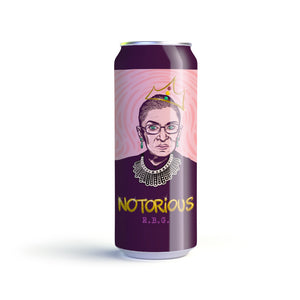 NOTORIOUS R.B.G.  (4PACK)