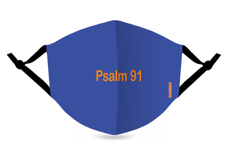 psalm 91 face mask
