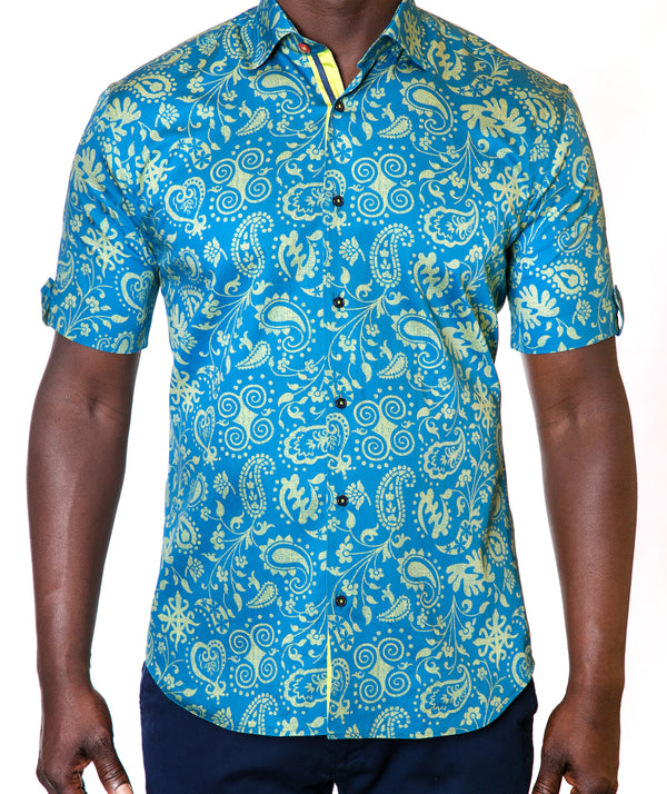 KUNLE JUNGLE INSPIRED PRINT