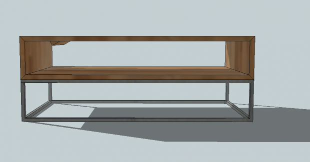 Slot Table from thewoodstudio.us