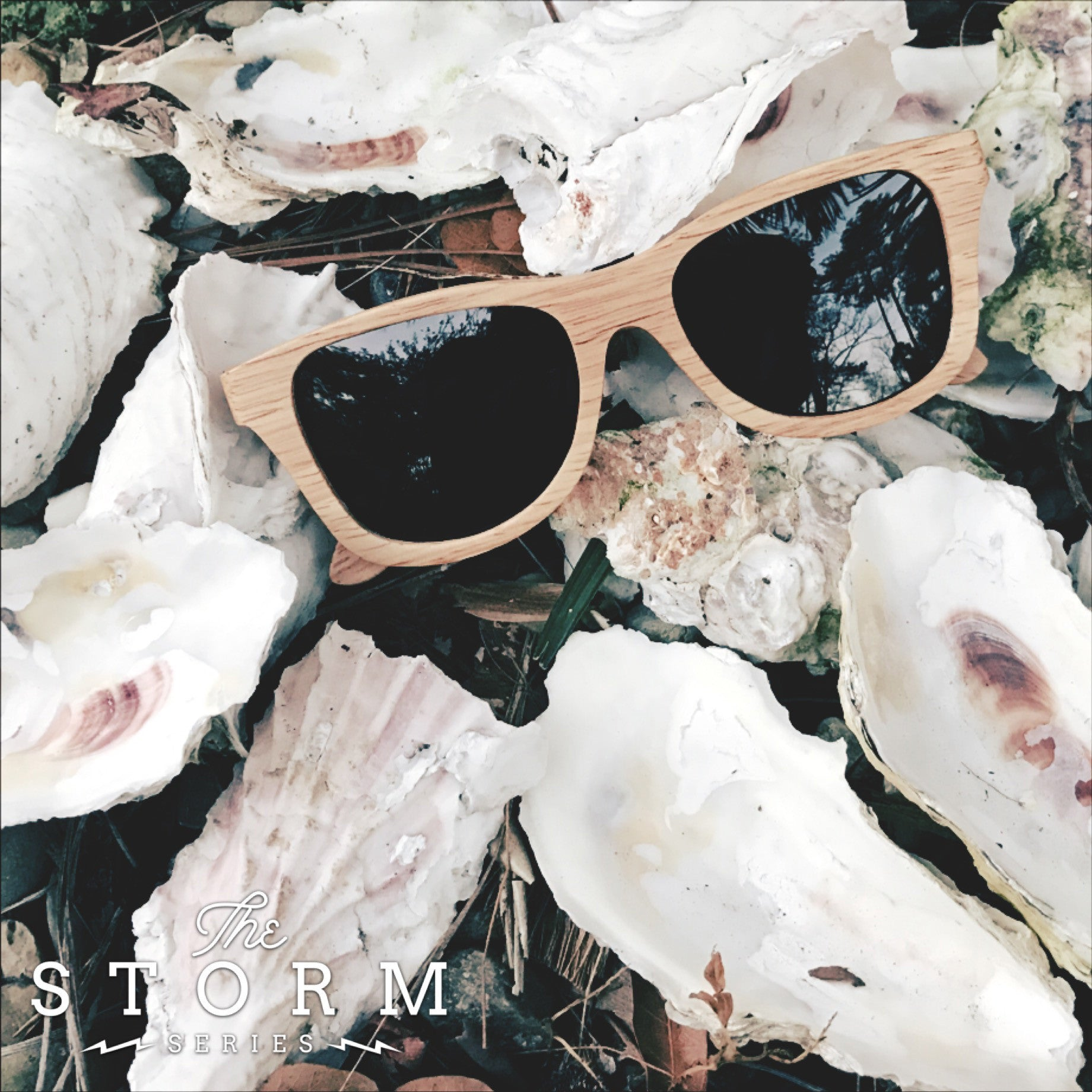 stormy hooper wood sunglasses