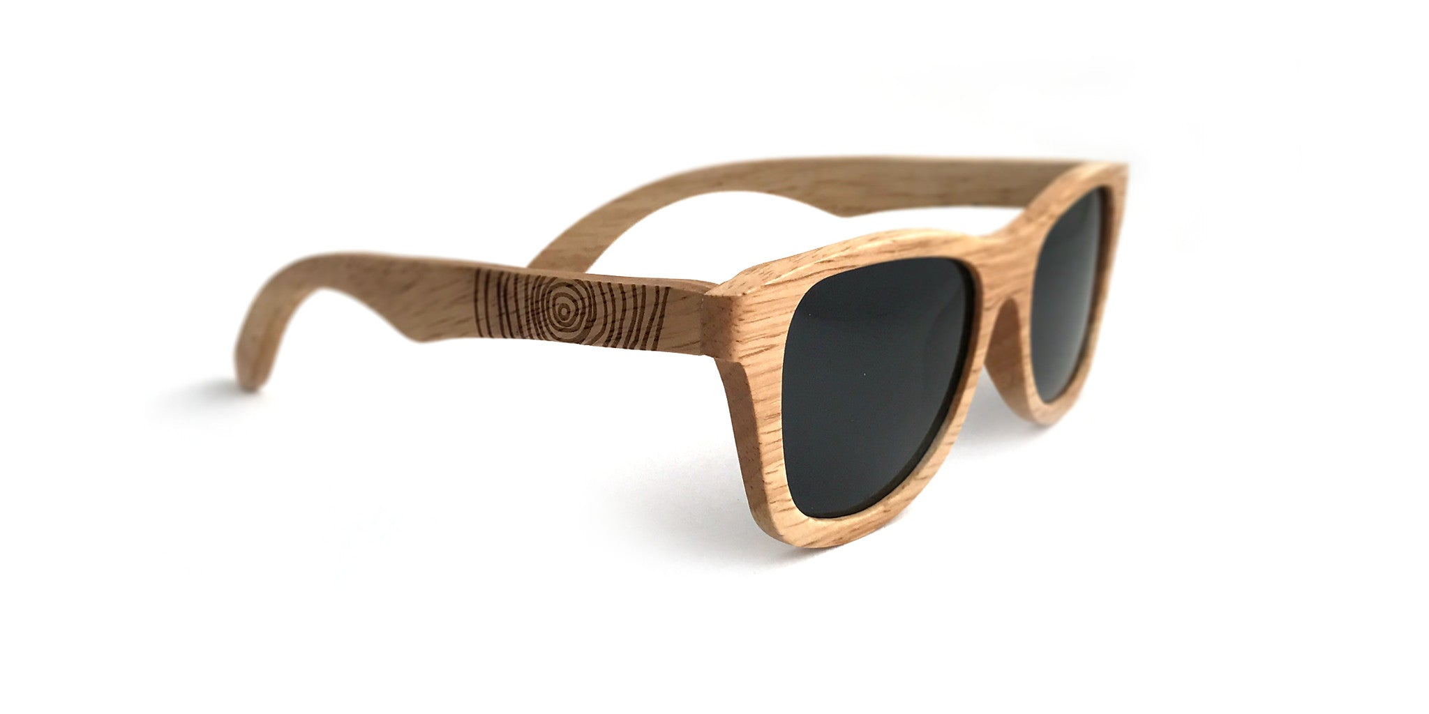oak wood sunglasses