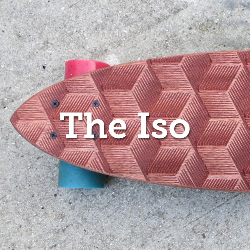 The Iso Longboard