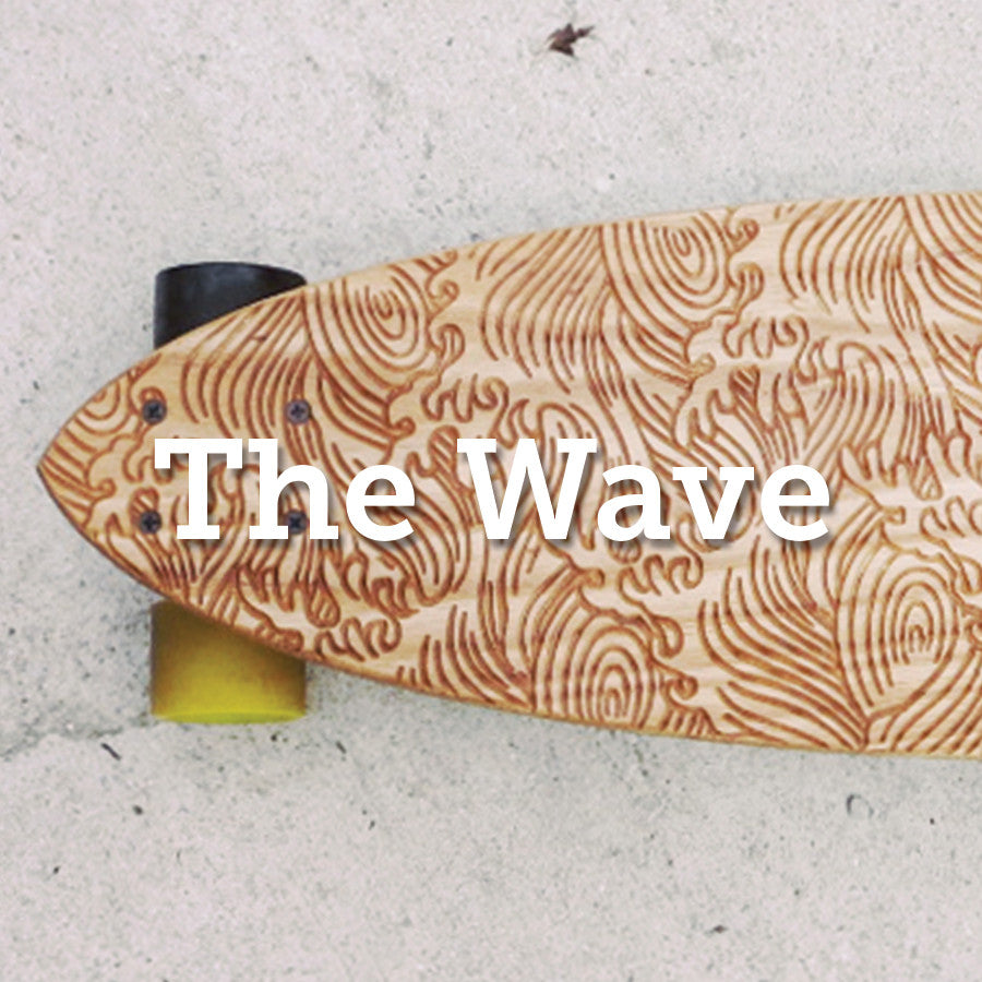 The Wave Longboard