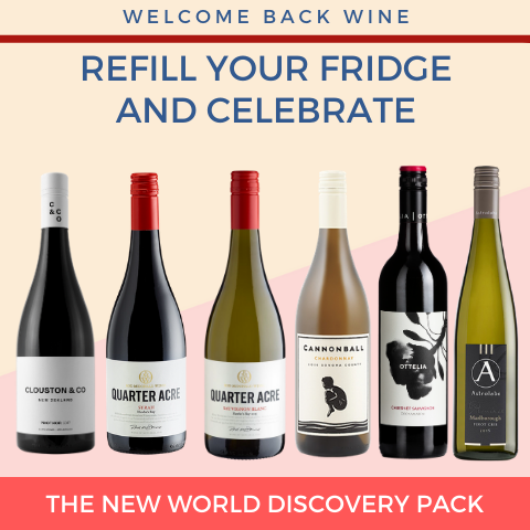 The New World Discovery Pack - Drinks Warehouse