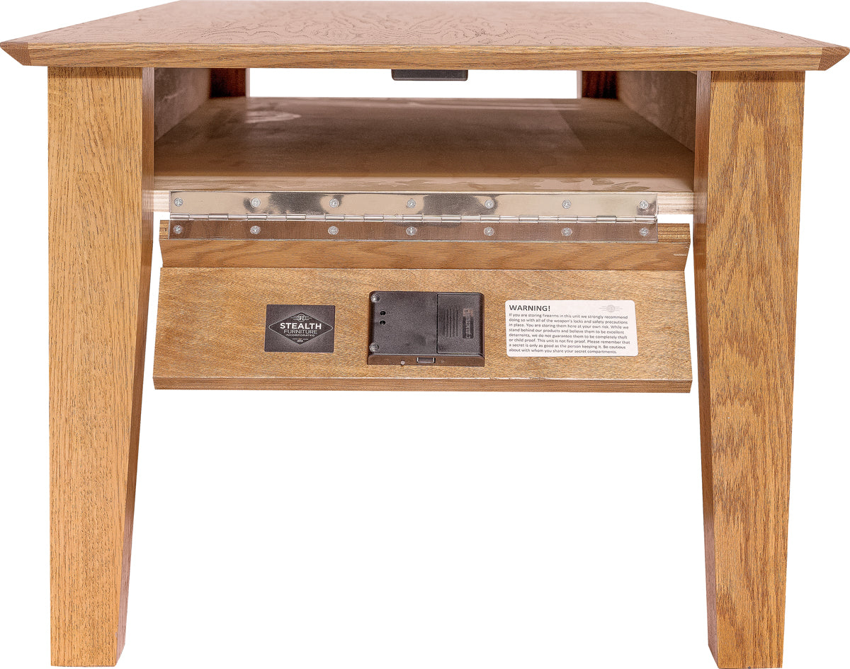 THE MINUTEMAN: Coffee Table
