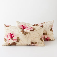 Load image into Gallery viewer, romantic floral pillows  ** SOLD **