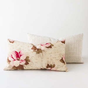 romantic floral pillows  ** SOLD **