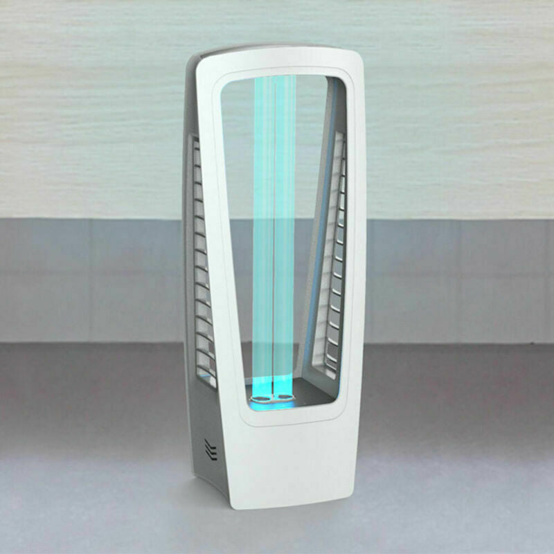 Ultraviolet Lamp, UVC Light For Sanitizing & Disinfecting (WITH OZONE)
