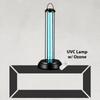 uvc lamp ultraviolet light