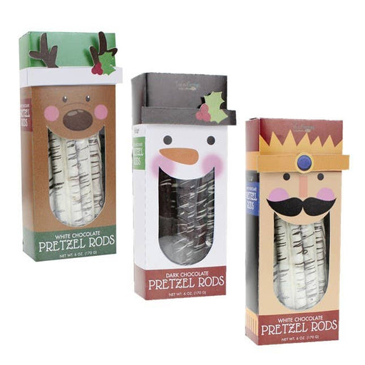 Holiday Pretzel Rods (6oz)-gift ideas-humblys.com