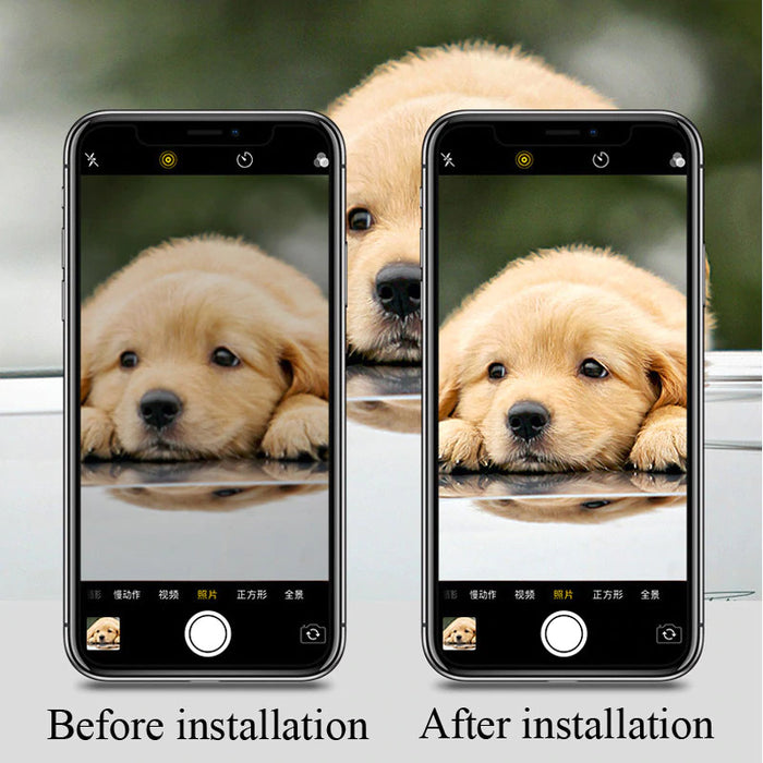 HD Lens Camera Screen Protector iPhone 11-gadgets-humblys.com