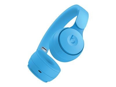 BEATS SOLO PRO Headphones Red and Blue Colors-Headphones-humblys.com