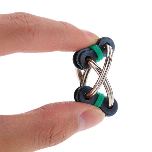 Bike Chain Fidget Spinner Toy for Relief Autism-Novelty-humblys.com