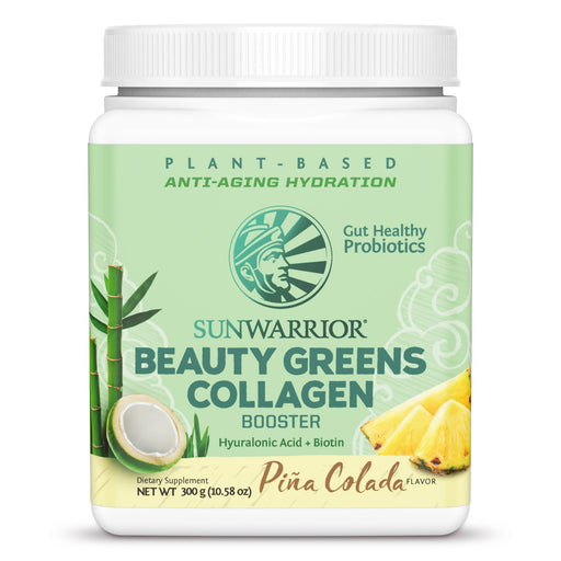 Beauty Greens Anti-Aging Collagen Booster Pina Colada-Health & Beauty-humblys.com