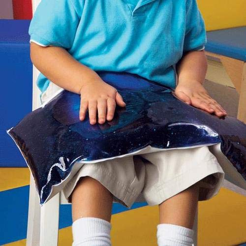 ToyPlaya Special Autism Education Glitter Gel Weighted Lap Pad-Toy-humblys.com