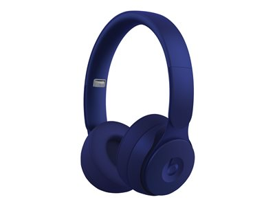 BEATS by Dre SOLO PRO Headphones Red and Blue Colors-Headphones-humblys.com
