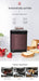 Purple Multifunction Bread Maker and Bread baking Machine-Kitchen-humblys.com
