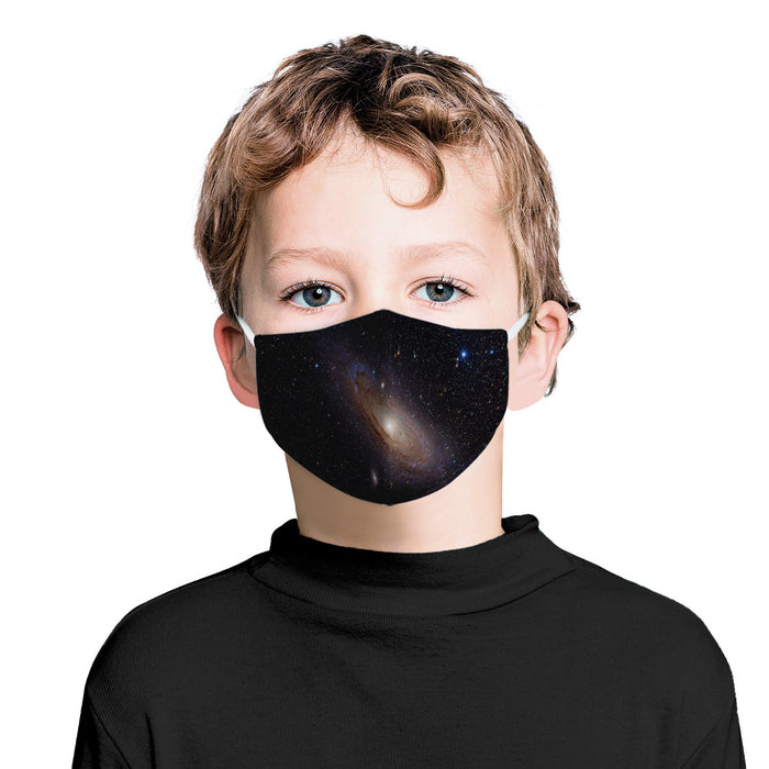 Kids Galaxy Face Mask-Accessories-humblys.com