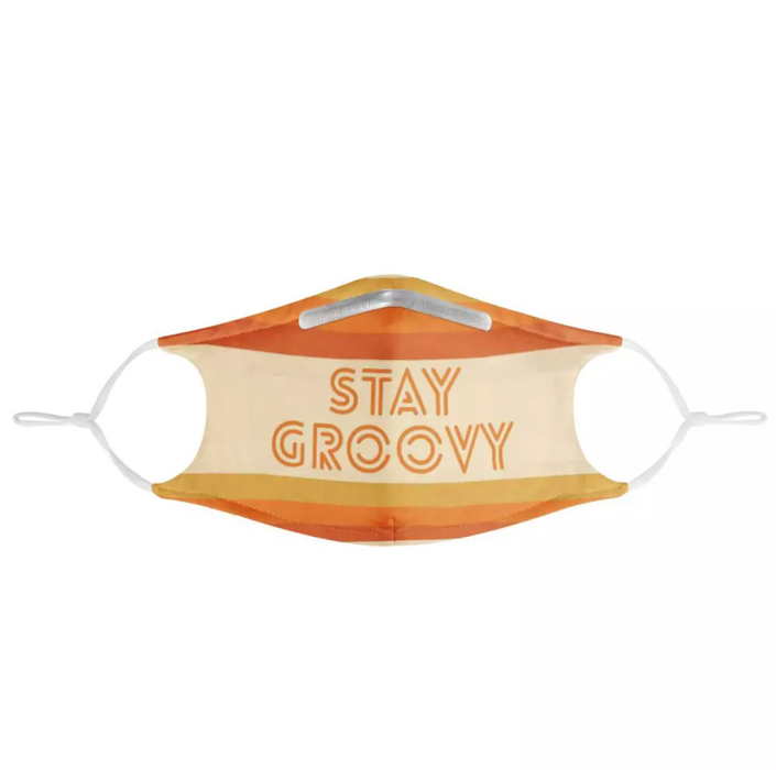 STAY GROOVY - MASK WITH (4) PM 2.5 CARBON FILTERS-Accessories-humblys.com