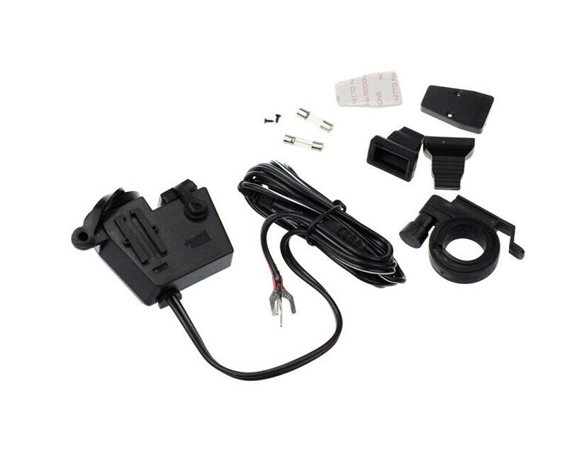 Weatherproof Motorcycle Charger USB Cell phone GPS-Tech Accessories-humblys.com